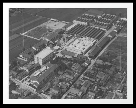 1957-川口伝左エ門会長逝去 東京営業所閉鎖