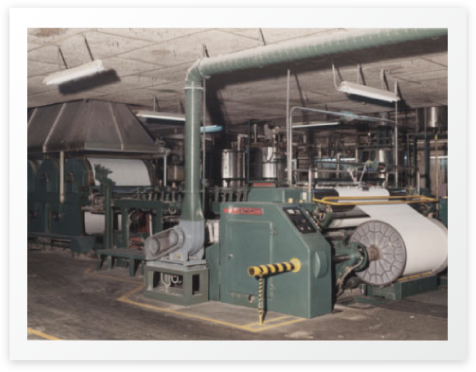 1982-豊田スルザー(153吋)12台 準備機械の更新